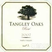 唐利橡木酒庄桃红葡萄酒(Tangley Oaks Rose, Napa Valley, USA)
