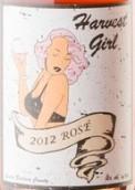 """凯尔""""收获的女孩""""桃红葡萄酒(Carr Vineyards&Winery Harvest Girl Rose,Santa Barbara County...)"""