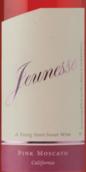 赫尔佐克酒庄青年粉色莫斯卡托甜型桃红葡萄酒(Herzog Wine Cellars Jeunesse Pink Moscato,California,USA)