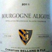 贝朗父子酒庄勃艮第阿里高特白葡萄酒(ChristianBellangetFils Bourgogne Aligote,Meursault,...)