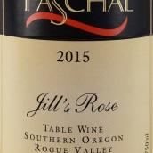帕斯卡尔吉尔的桃红葡萄酒(Paschal Winery Jill's Rose,Rogue Valley,USA)