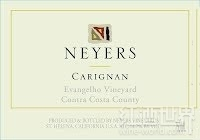 耐尔斯伊万佳佳丽酿干红葡萄酒(Neyers Vineyards Evangelho Vineyard Carignan,Contra Costa ...)