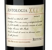 露迪尼安特勒佳XXXI干红葡萄酒(Rutini Wines Antología XXXI, Tupungato, Argentina)