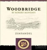 蒙大维木桥仙粉黛干红葡萄酒(Woodbridge by Robert Mondavi Zinfandel, California, USA)