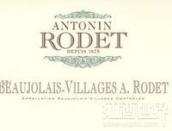 安东宁·洛迪酒庄博若莱村干红葡萄酒(Antonin Rodet Beaujolais Villages,Beaujolais,France)