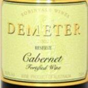 罗宾韦尔赤霞珠年份波特风格加强酒(Robinvale Vintage Cabernet Sauvignon(Port),Murray Darling,...)