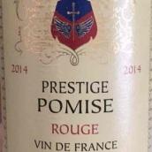 上十字名望柏美思干红葡萄酒(Haute Croix Prestige Pomise Rouge,Languedoc,France)