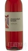 梦达溪卡本内桃红葡萄酒(Moondah Brook Cabernet Rose,Western Australia,Australia)