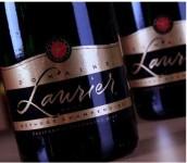 月桂香槟法起泡酒(Domaine Laurier Methode Champenoise Brut,California,USA)