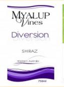 米亚卢普跑酷西拉干红葡萄酒(Myalup Vines Diversion Shiraz,Peel,Australia)