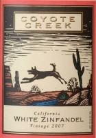 阿德勒菲尔斯凯约特溪系列仙粉黛桃红葡萄酒(Adler Fels Coyote Creek White Zinfandel,California,USA)