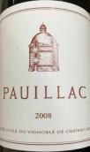 拉图波雅克干红葡萄酒(Pauillac de Chateau Latour,Pauillac,France)