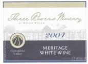 三河杰夫•泰特表演者干白葡萄酒(Three Rivers Winery Geoff Tate Insania White, Columbia Valley, USA)