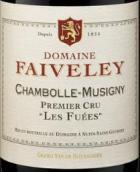 法维莱酒庄弗逸(香波-慕西尼一级园)红葡萄酒(Domaine Faiveley Les Fuees, Chambolle-Musigny 1er Cru, France)