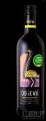 欧碧瓦梅洛西拉干红葡萄酒(Obikwa Merlot-Shiraz,South Africa)