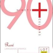 90布拉斯33号桃红葡萄酒(90+Ninety Plus Cellars Lot 33 Rose,Languedoc,France)