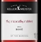 凯乐美卑鄙之兔桃红葡萄酒(Kellermeister The Rascally Rabbit Rose,Barossa Valley,...)