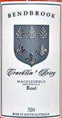 本布鲁克酒庄克拉克琳桃红葡萄酒(Bendbrook Wines Cracklin Rose,Adelaide Hills,Australia)
