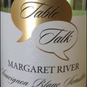 巴特勒克雷斯特酒庄桌边谈长相思-赛美蓉混酿干白葡萄酒(Butler Crest Table Talk Sauvignon Blanc-Semillon,Margaret ...)
