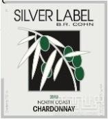 科恩银色标签霞多丽干白葡萄酒(B.R.Cohn Winery Silver Label Chardonnay,North Coast,USA)