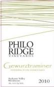 斐洛岭菲林顿园琼瑶浆白葡萄酒(Philo Ridge Vineyards Ferrington Vineyard Gewurztraminer,...)