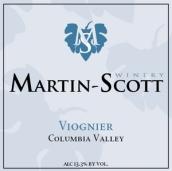 马丁斯科特维欧尼干白葡萄酒(Martin Scott Viognier, Columbia Valley, USA)