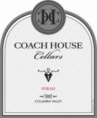 马车房酒庄西拉干红葡萄酒(Coach House Cellars Syrah,Columbia Valley,USA)
