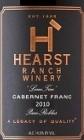 赫斯特牧场孤独的树品丽珠干红葡萄酒(Hearst Ranch Lone Tree Cabernet Franc,Paso Robles,USA)