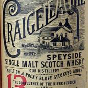 克莱格拉齐13年苏格兰单一麦芽威士忌(Craigellachie Aged 13 Years Single Malt Scotch Whisky,...)