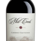米尔溪赤霞珠干红葡萄酒(Mill Creek Vineyards&Winery Cabernet Sauvignon,Sonoma County...)