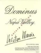 多明纳斯酒庄干红葡萄酒(Dominus Estate,Napa Valley,USA)