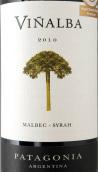 维纳巴马尔贝克-西拉混酿红葡萄酒(Vinalba Malbec - Syrah, Patagonia, Argentina)