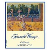 托马塞罗麝香干白葡萄酒(Tomasello Winery Moscato,New Jersey,USA)