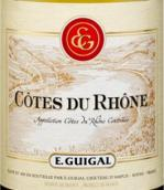 吉佳乐世家酒庄白葡萄酒(E. Guigal Blanc, Cotes-du-Rhone, France)