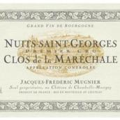 木尼艾元帅夫人园干白葡萄酒(Domaine Jacques-Frederic Mugnier Clos de la Marechale Blanc, Nuits-Saint-Georges, France)