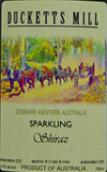 达克特磨坊酒庄西拉起泡红葡萄酒(Ducketts Mill Wines Sparkling Shiraz, Denmark, Australia)