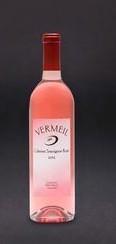 韦尔梅伊赤霞珠桃红葡萄酒(Vermeil Cabernet Sauvignon Rose,Calistoga,USA)