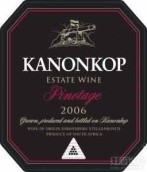 炮鸣之地黑标皮诺塔吉干红葡萄酒(Kanonkop Black Label Pinotage, Stellenbosch, South Africa)