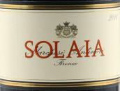 索拉雅红葡萄酒(Marchesi Antinori Solaia,Tuscany,Italy)