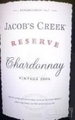 杰卡斯珍藏霞多丽干白葡萄酒(Jacob's Creek Reserve Chardonnay,Adelaide Hills,Australia)