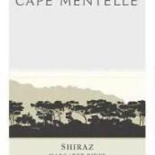 曼达岬西拉干红葡萄酒(Cape Mentelle Shiraz,Margaret River,Australia)