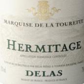德拉斯兄弟图赫特侯爵夫人干白葡萄酒(Delas Freres Marquise de la Tourette Blanc,Hermitage,France)