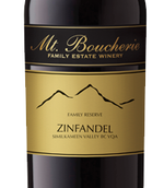 布舍里山酒庄家族珍藏仙粉黛干红葡萄酒(Mt.Boucherie Winery Family Reserva Zinfindel,British ...)