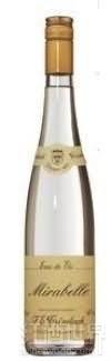 婷芭克世家李子白兰地(F.E.Trimbach Mirabelle Eau de Vie Plum Brandy,Alsace,France)