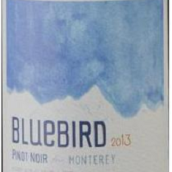 蓝鸟酒庄黑皮诺干红葡萄酒(Bluebird Wines Pinot Noir,Monterey,USA)
