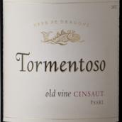 托尔门托索老藤神索干红葡萄酒(Tormentoso Old Vine Cinsaut,Paarl,South Africa)