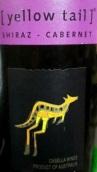 黄尾袋鼠西拉-赤霞珠混酿半干红葡萄酒(Yellow Tail Shiraz Cabernet, New South Wales, Australia)