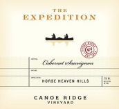 轻舟岭远征赤霞珠干红葡萄酒(Canoe Ridge Vineyard The Expedition Cabernet Sauvignon,Horse...)