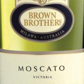 布琅兄弟莫斯卡托白葡萄酒(Brown Brothers Moscato,Victoria,Australia)