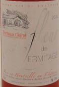 隐士之花桃红葡萄酒(Chateau L'Hermitage Fleur de L'Hermitage Rose,Bordeaux,...)